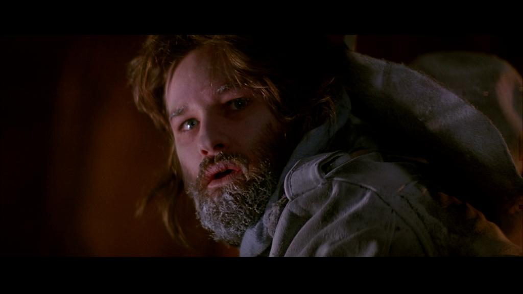 Kurt Russell er i trøbbel.