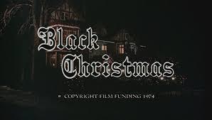 Black Christmas bilde 1