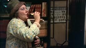 Det er ikke bare Barb som er glad i å drikke.