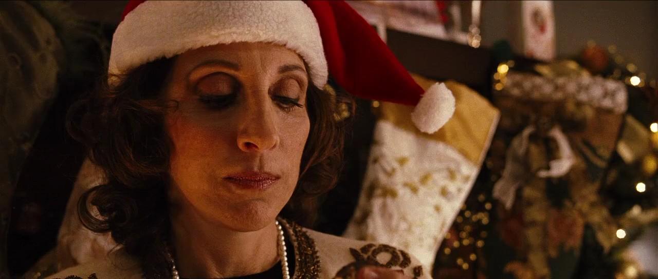 Er det en julestrømpe du har i buksa, eller er du bare glad for å se meg?