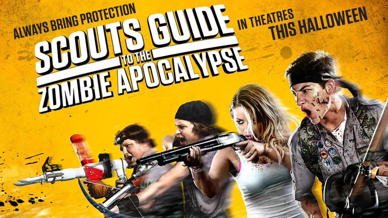 scout guide zombie apocalypse full movie download