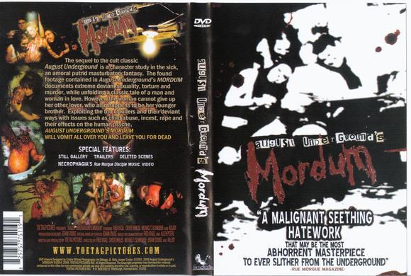 Mordum cover
