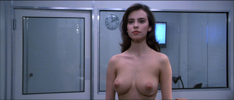 Mathilda May... Yowza!